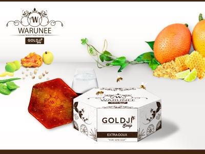 Warunee Goldji Soap